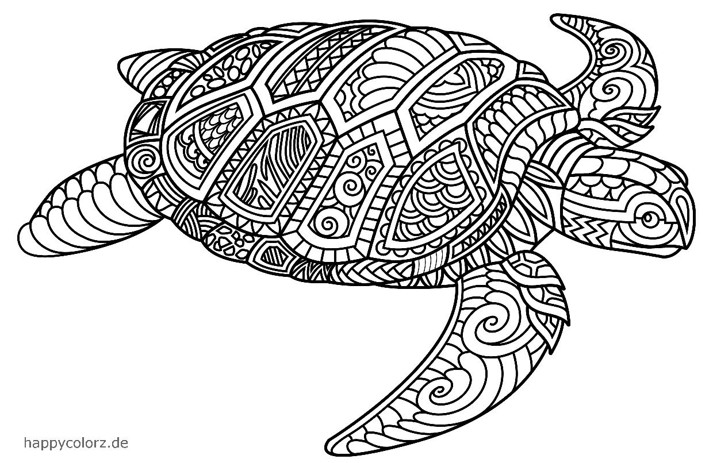 animal mandala » mandala animals coloring pages and sheets