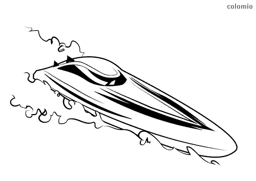 - Boats And Ships Coloring Pages » Free & Printable » Boat Coloring Sheets